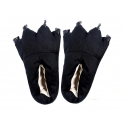 Chaussons Noirs